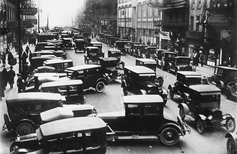 an analysis of automobile in 1920s An analysis based on porter's five an analysis based on porter's five forces model the history of the automobile did not begin with.